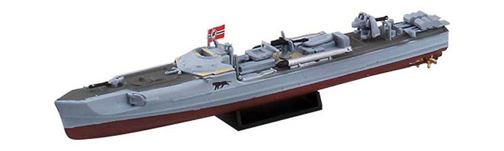 Sボート S-100プラモデル(アオシマ1/350 アイアンクラッドNo.056585)商品画像_3