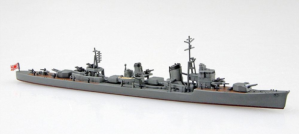 日本海軍 駆逐艦 不知火プラモデル(アオシマ1/700 ウォーターラインシリーズNo.469)商品画像_2