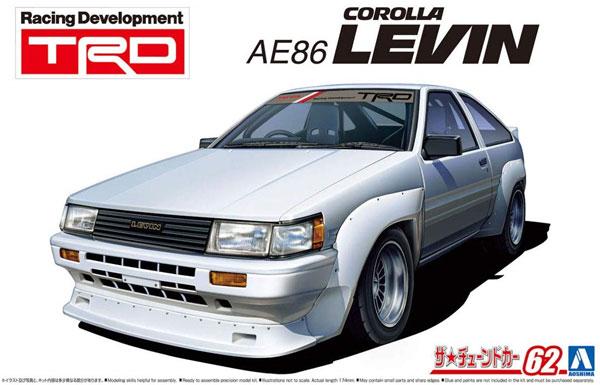 TRD AE86 カローラレビン N2仕様