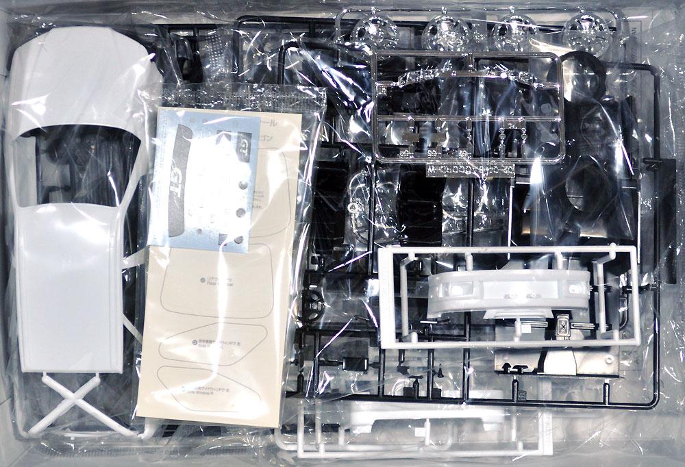 ギャルソンジェレイド GT CF6 アコードワゴン `97 (ホンダ)プラモデル(アオシマ1/24 ザ・チューンドカーNo.063)商品画像_1