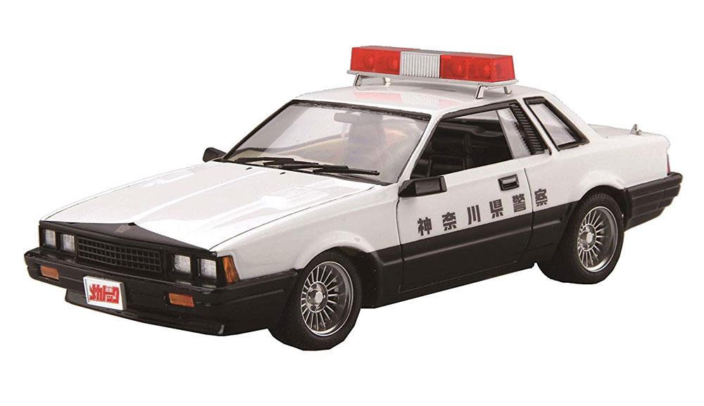 ニッサン シルビア H/T RS (S110) 高速隊 那智徹プラモデル(フジミよろしくメカドックNo.008)商品画像_2