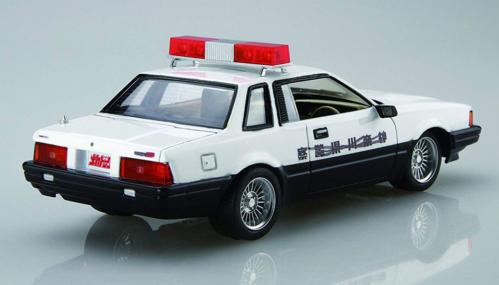 ニッサン シルビア H/T RS (S110) 高速隊 那智徹プラモデル(フジミよろしくメカドックNo.008)商品画像_3