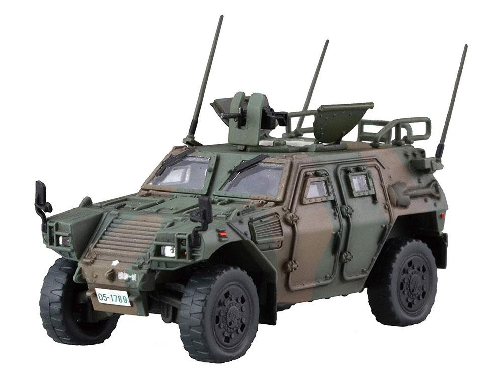 陸上自衛隊 軽装甲機動車 偵察型プラモデル(フジミ1/72 ミリタリーシリーズNo.72M-015)商品画像_3