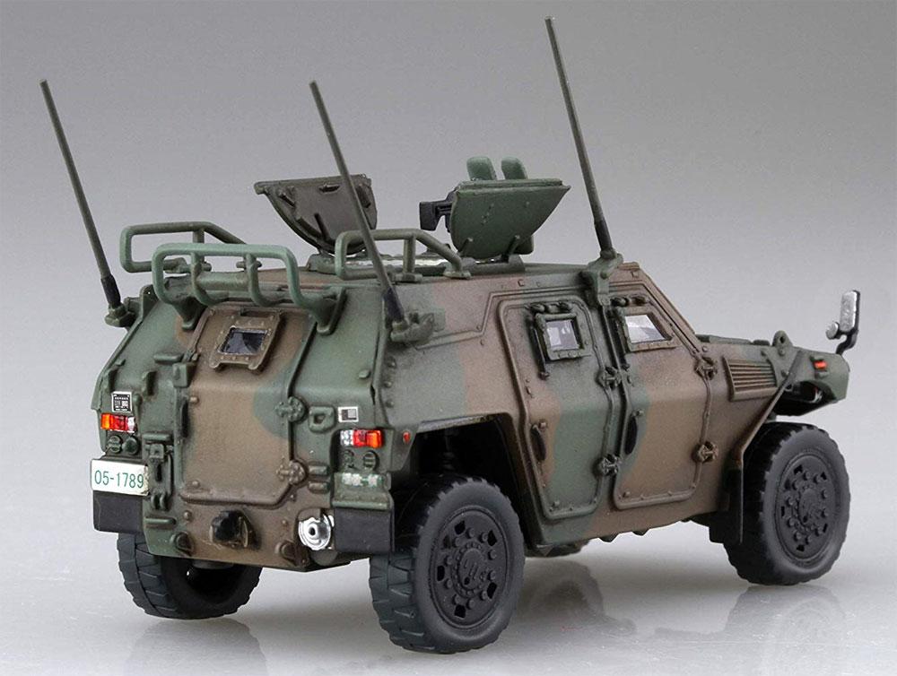 陸上自衛隊 軽装甲機動車 偵察型プラモデル(フジミ1/72 ミリタリーシリーズNo.72M-015)商品画像_4