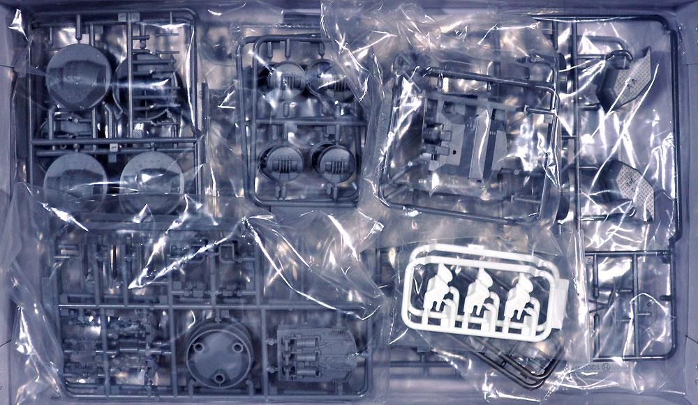 戦艦 大和 中央構造外郭プラモデル(フジミ集める装備品シリーズNo.005)商品画像_1