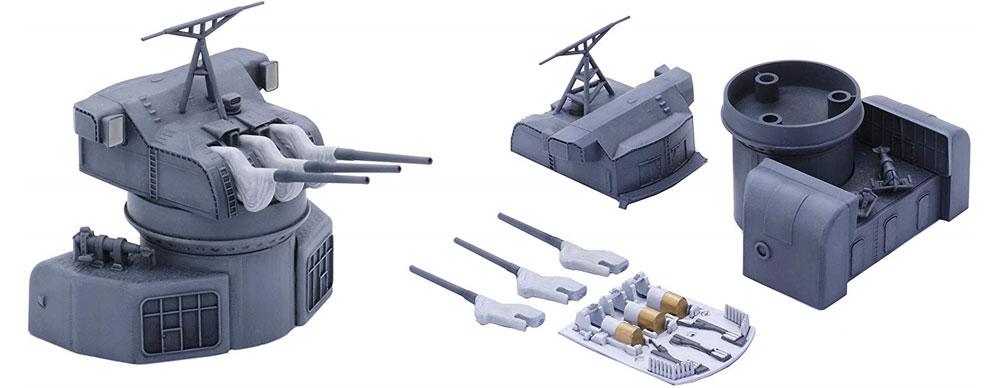 戦艦 大和 中央構造外郭プラモデル(フジミ集める装備品シリーズNo.005)商品画像_3
