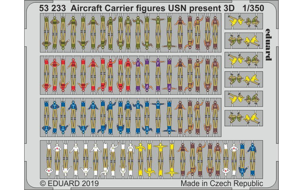 CVN-65 エンタープライズ ビッグED パーツセット PART 2エッチング(エデュアルド1/350 BIG ED (SHIPS)No.BIG5352)商品画像_3