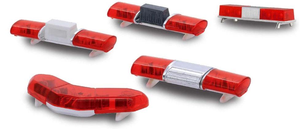 パトカーパーツセットプラモデル(フジミガレージ&ツールNo.013)商品画像_3