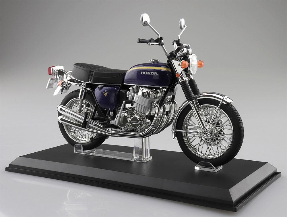 ホンダ CB750FOUR K2 パープル完成品(アオシマ1/12 完成品バイクシリーズNo.106594)商品画像_2
