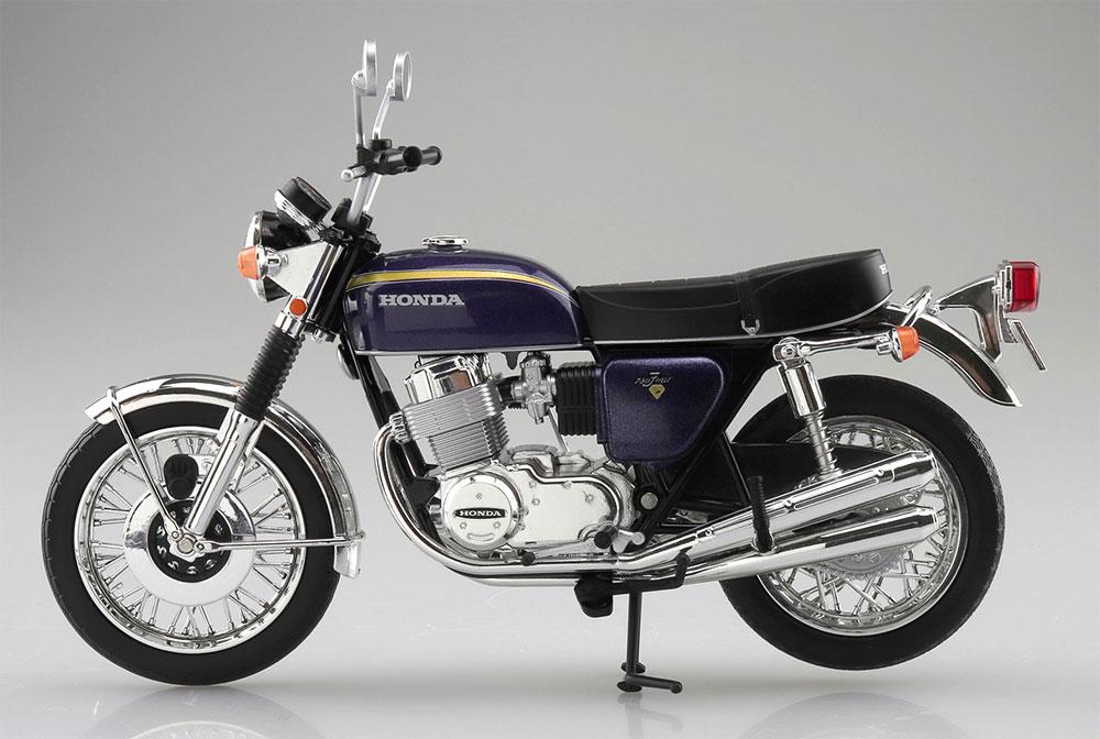 ホンダ CB750FOUR K2 パープル完成品(アオシマ1/12 完成品バイクシリーズNo.106594)商品画像_4