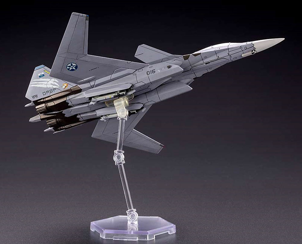 X-02S For Modelers Editionプラモデル(コトブキヤエースコンバット (ACE COMBAT)No.KP491)商品画像_4