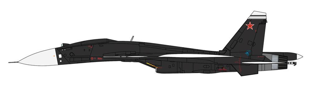 Su-33 フランカーD UAVプラモデル(ハセガワ1/72 飛行機 限定生産No.02313)商品画像_2