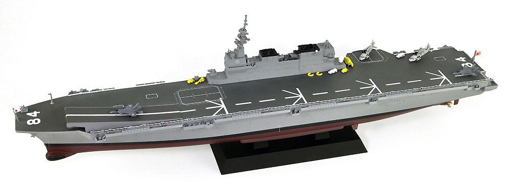 海上自衛隊 ヘリコプター搭載護衛艦 DDH-184 かが 多用途運用護衛艦 改装用 スキージャンプ甲板付き 限定版プラモデル(ピットロード1/700 スカイウェーブ J シリーズNo.J075CV)商品画像_2