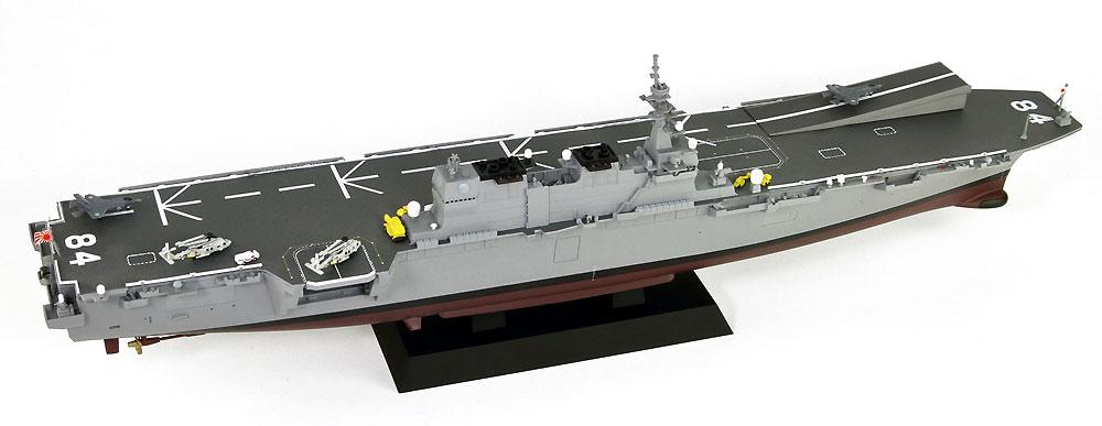 海上自衛隊 ヘリコプター搭載護衛艦 DDH-184 かが 多用途運用護衛艦 改装用 スキージャンプ甲板付き 限定版プラモデル(ピットロード1/700 スカイウェーブ J シリーズNo.J075CV)商品画像_3