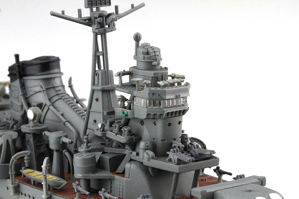 日本海軍 重巡洋艦 鈴谷 昭和19年/捷一号作戦プラモデル(フジミ1/700 特シリーズNo.027)商品画像_3
