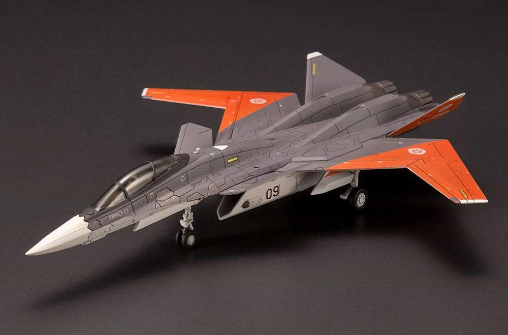 X-02Sプラモデル(コトブキヤエースコンバット インフィニティ (ACE COMBAT INFINITY)No.KP492)商品画像_2