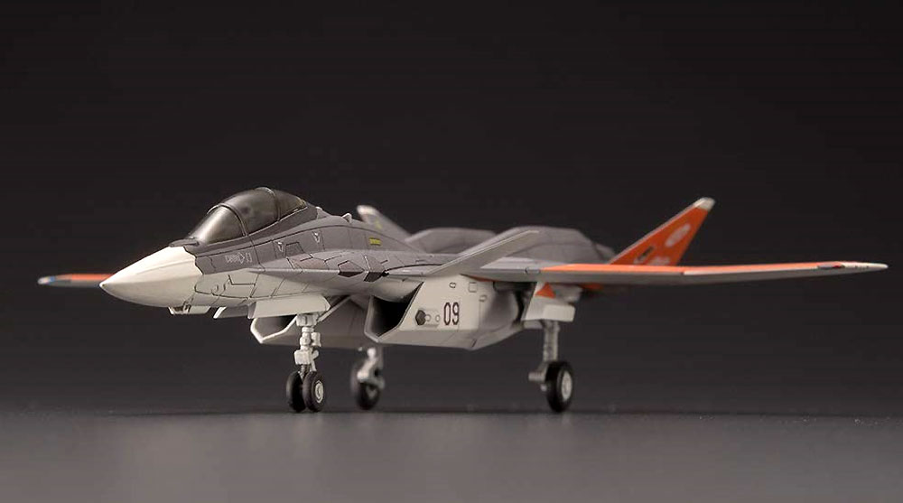 X-02Sプラモデル(コトブキヤエースコンバット インフィニティ (ACE COMBAT INFINITY)No.KP492)商品画像_3