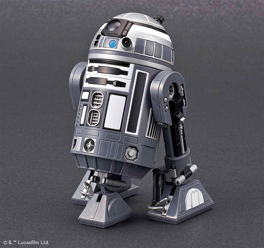 R2-Q2プラモデル(バンダイスターウォーズNo.5057710)商品画像_1