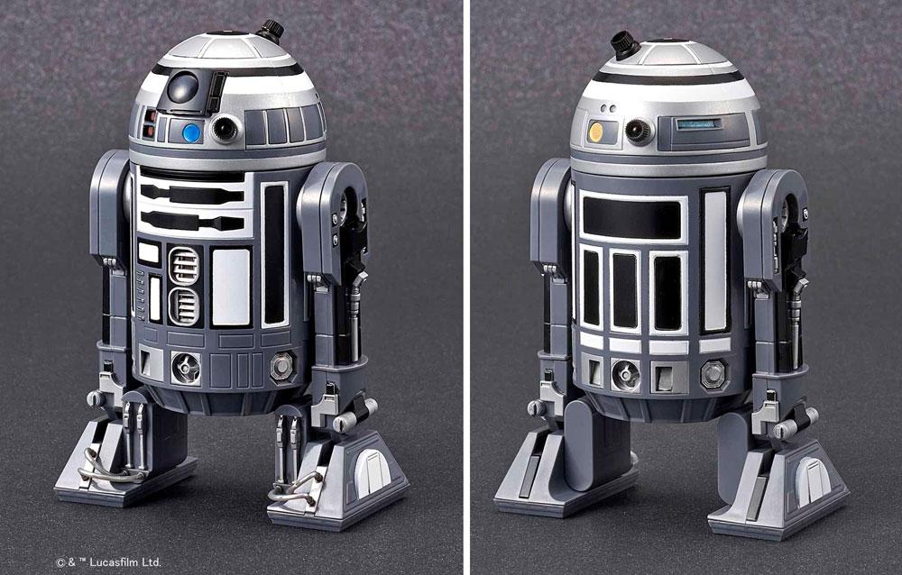 R2-Q2プラモデル(バンダイスターウォーズNo.5057710)商品画像_2
