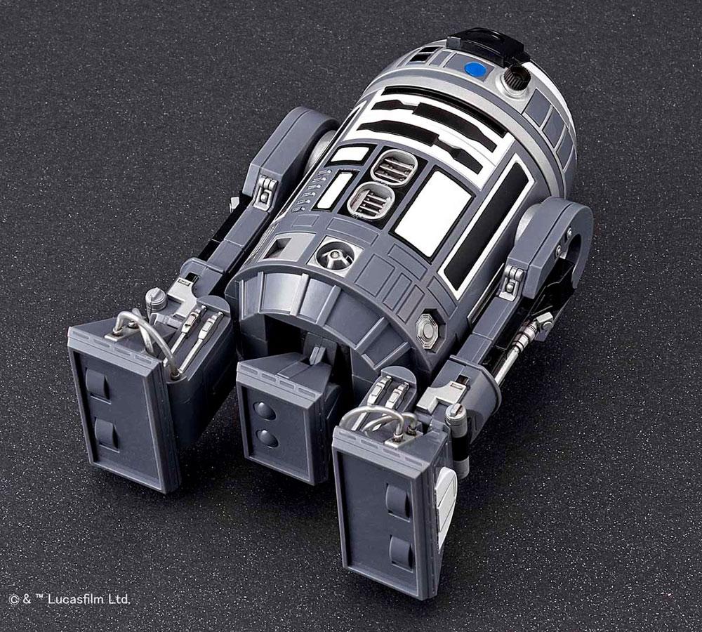 R2-Q2プラモデル(バンダイスターウォーズNo.5057710)商品画像_3