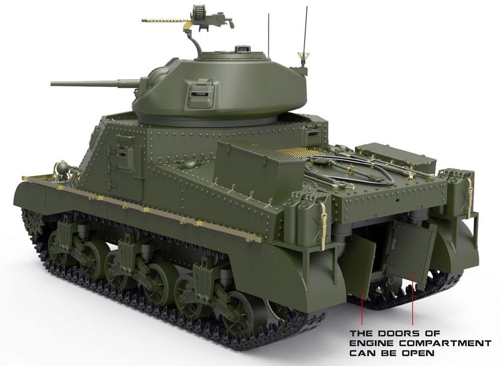 グラント Mk.1プラモデル(ミニアート1/35 WW2 ミリタリーミニチュアNo.35276)商品画像_2