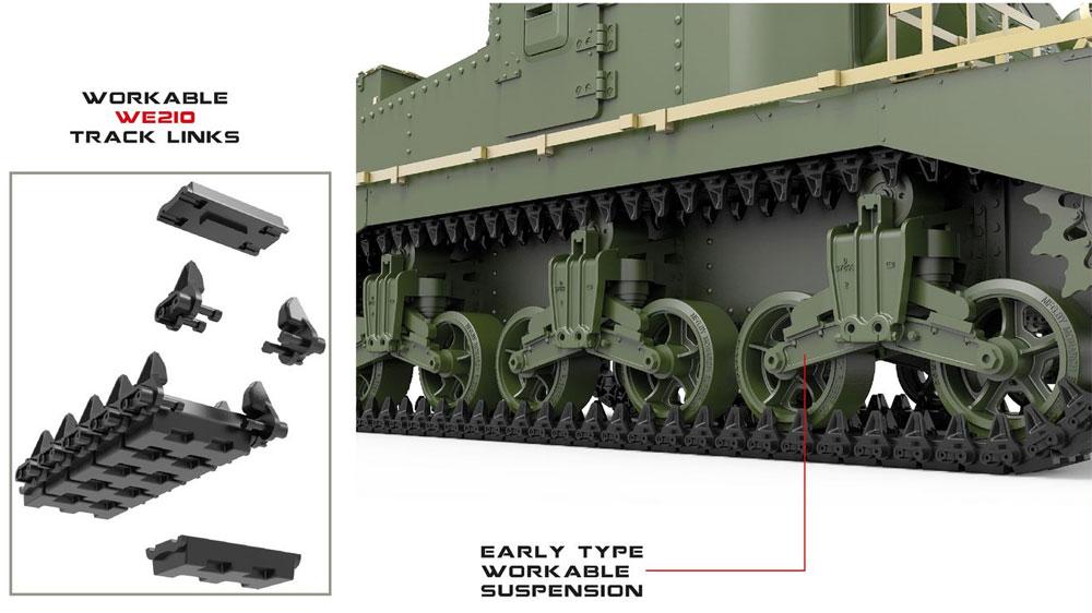 グラント Mk.1プラモデル(ミニアート1/35 WW2 ミリタリーミニチュアNo.35276)商品画像_3