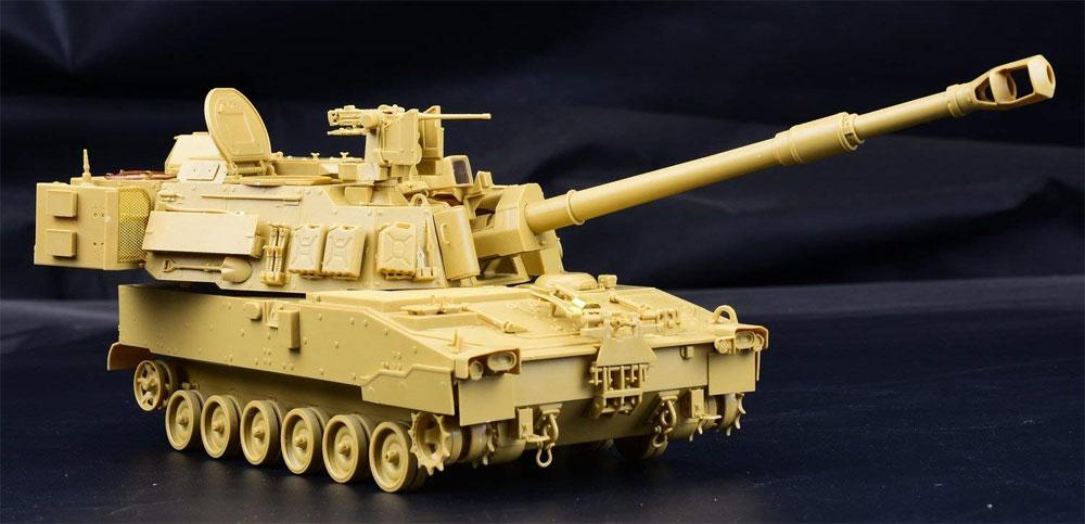 M109A7 自走榴弾砲 w/金属履帯 & フィギュアプラモデル(パンダホビー1/35 CLASSICAL SCALE SERIESNo.PH35028)商品画像_2
