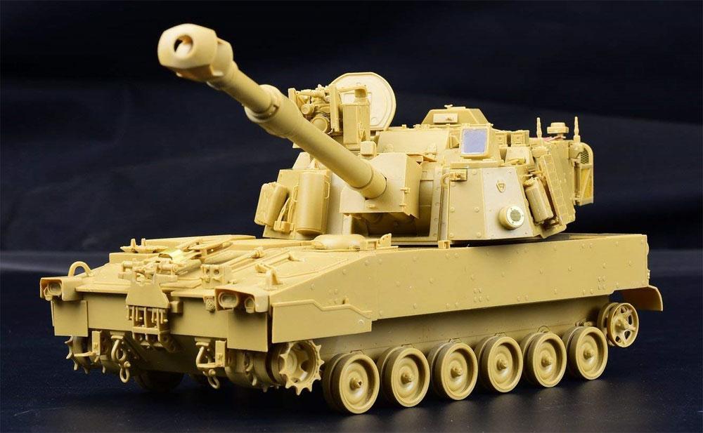 M109A7 自走榴弾砲 w/金属履帯 & フィギュアプラモデル(パンダホビー1/35 CLASSICAL SCALE SERIESNo.PH35028)商品画像_3