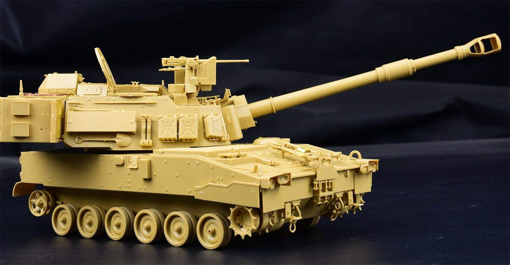 M109A7 自走榴弾砲 w/金属履帯 & フィギュアプラモデル(パンダホビー1/35 CLASSICAL SCALE SERIESNo.PH35028)商品画像_4