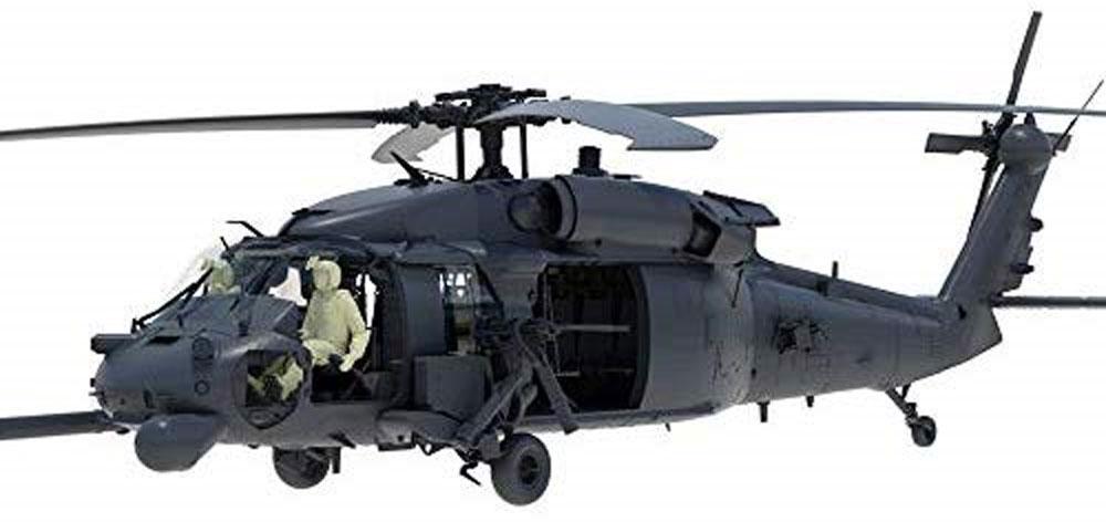 HH-60G ペイブホーク w/パイロットフィギュアプラモデル(キティホーク1/35 エアモデルNo.KH50006)商品画像_3