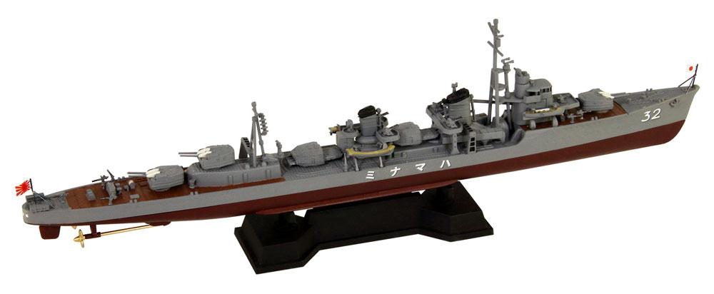 日本海軍 夕雲型駆逐艦 浜波プラモデル(ピットロード1/700 スカイウェーブ W シリーズNo.SPW068)商品画像_3