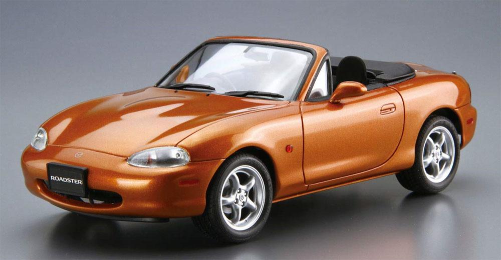 マツダ NB8C ロードスター RS '99プラモデル(アオシマ1/24 ザ・モデルカーNo.117)商品画像_2