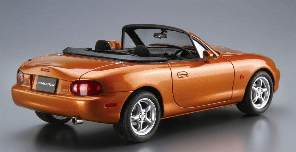 マツダ NB8C ロードスター RS '99プラモデル(アオシマ1/24 ザ・モデルカーNo.117)商品画像_3
