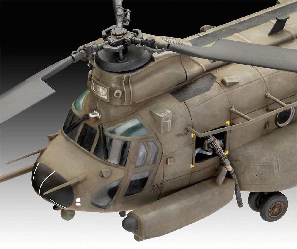 MH-47E チヌークプラモデル(レベル1/72 AircraftNo.03876)商品画像_2