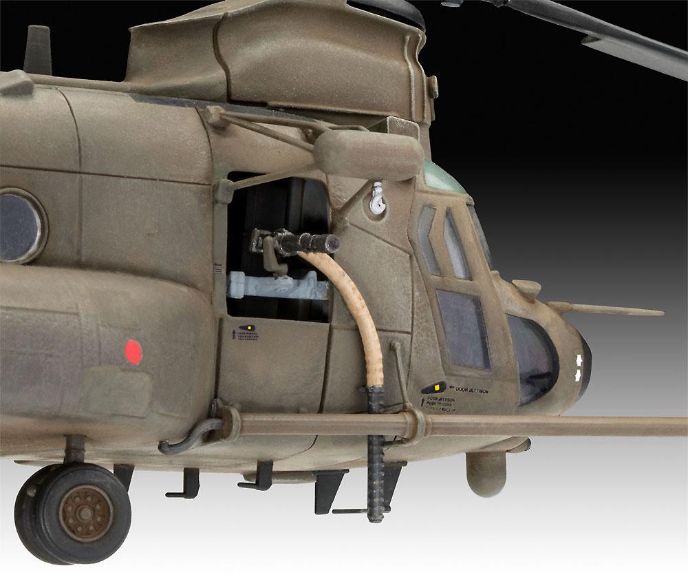 MH-47E チヌークプラモデル(レベル1/72 AircraftNo.03876)商品画像_3