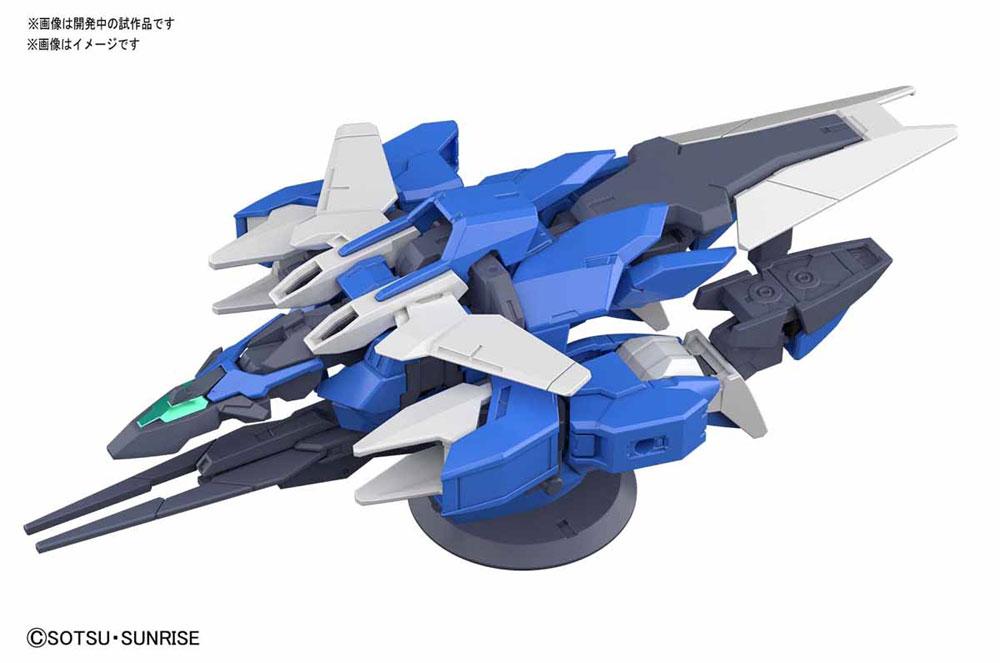 アースリィガンダムプラモデル(バンダイHGBD:R (ガンダムビルドダイバーズ Re:RISE)No.001)商品画像_4