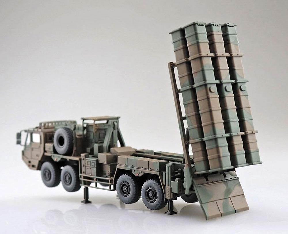 陸上自衛隊 12式地対艦誘導弾プラモデル(アオシマ1/72 ミリタリーモデルキットシリーズNo.018)商品画像_3