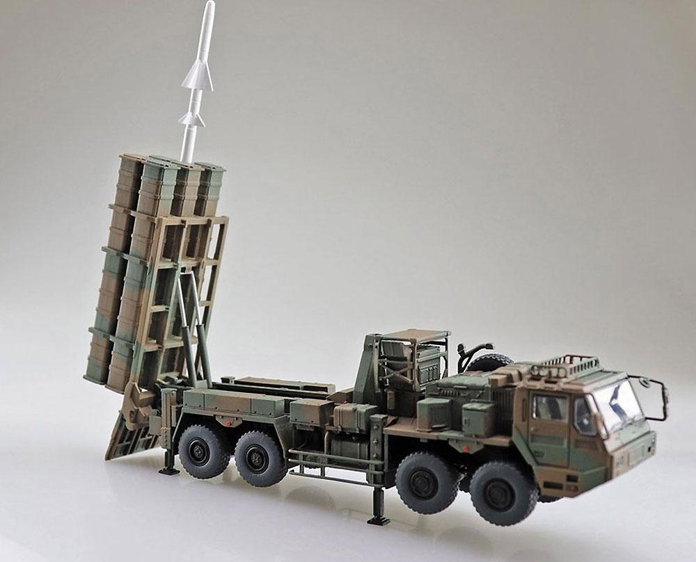 陸上自衛隊 12式地対艦誘導弾プラモデル(アオシマ1/72 ミリタリーモデルキットシリーズNo.018)商品画像_4