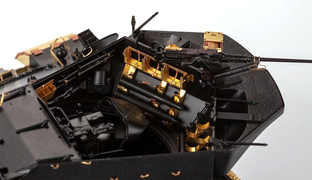 M10 2C アキリーズ エッチングパーツエッチング(エデュアルド1/35 AFV用 エッチング (36-×・35-×)No.36425)商品画像_3