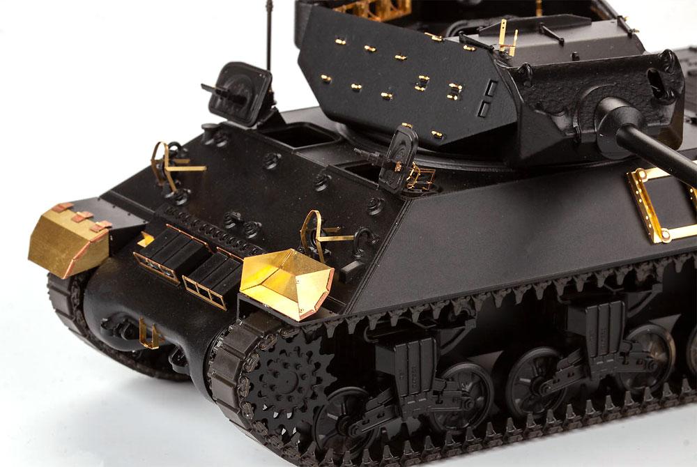 M10 2C アキリーズ エッチングパーツエッチング(エデュアルド1/35 AFV用 エッチング (36-×・35-×)No.36425)商品画像_4