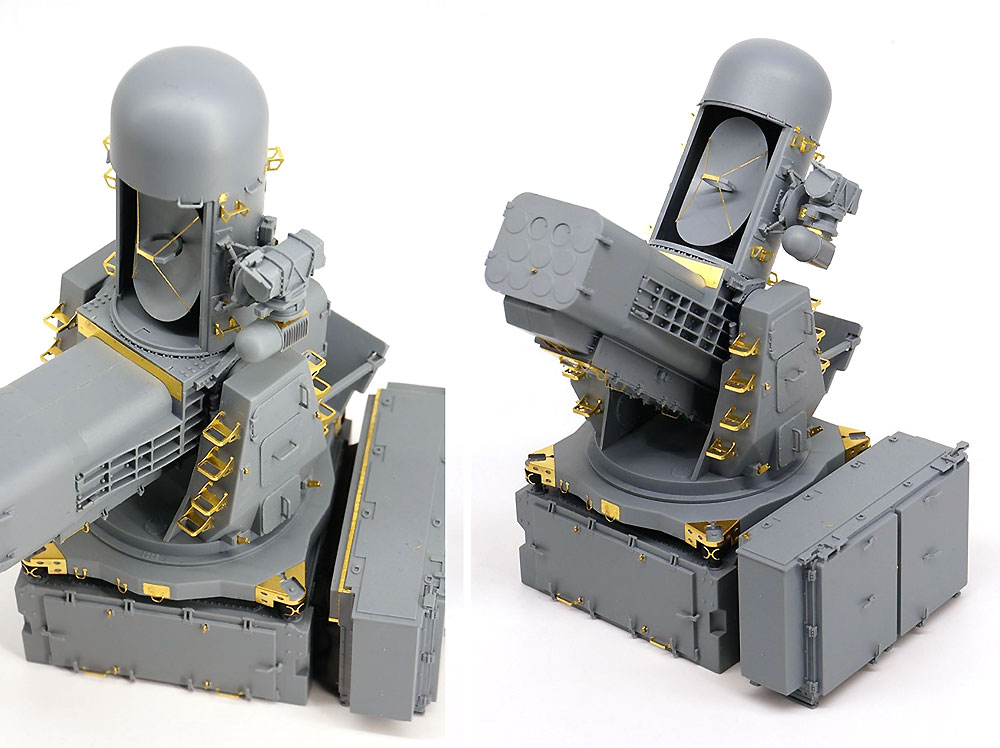 アメリカ海軍 MK-15 Mod.31 SeRAMプラモデル(RPG Scalemodel1/35 ミリタリーNo.35004)商品画像_3