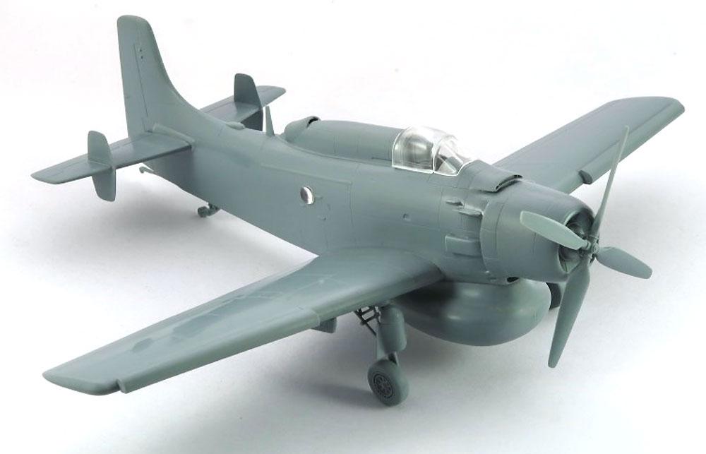 AD-4W/AEW.1 スカイレーダープラモデル(ソード1/72 エアクラフト プラモデルNo.SW72126)商品画像_3