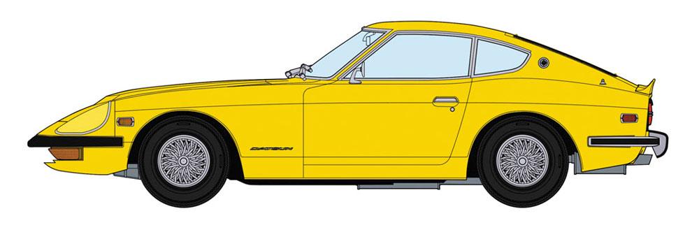 ダットサン 240Z Mr.Kプラモデル(ハセガワ1/24 自動車 限定生産No.20419)商品画像_2