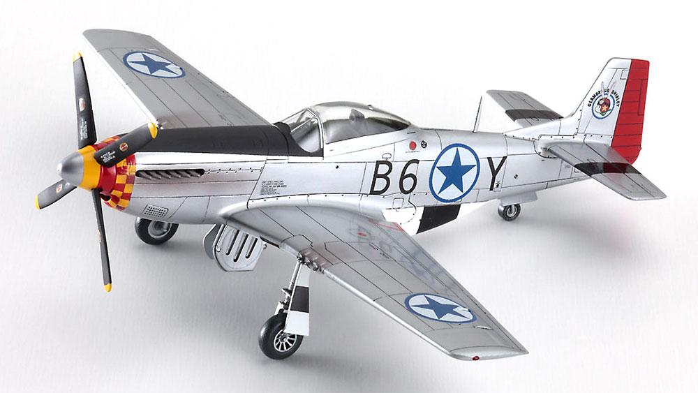 ストライクウィッチーズ シャーロット・E・イェーガー w/P-51D ムスタングプラモデル(ハセガワストライク ウィッチーズNo.SP431)商品画像_4