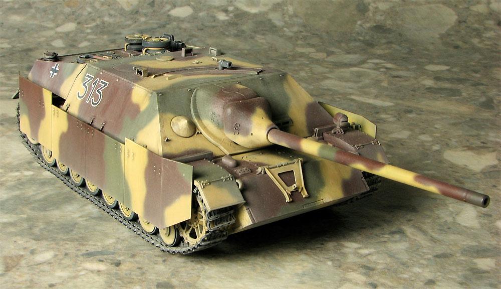 ドイツ 4号駆逐戦車 L/70 (V) ラング w/ツィメリット 2in1プラモデル(ドラゴン1/35 '39-'45 SeriesNo.6498)商品画像_4