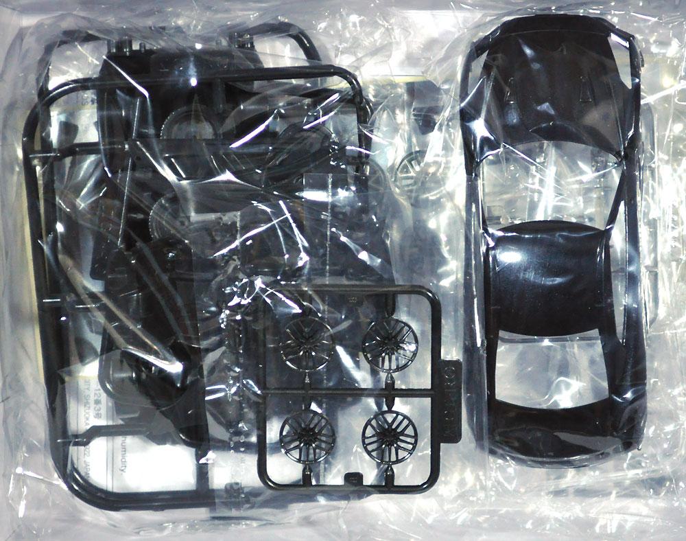 ニッサン GT-R メテオフレークブラックパールプラモデル(アオシマザ・スナップキットNo.007-C)商品画像_1