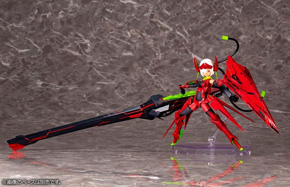 バレットナイツ ランサー ヘルブレイズプラモデル(コトブキヤメガミデバイスNo.011.1)商品画像_3