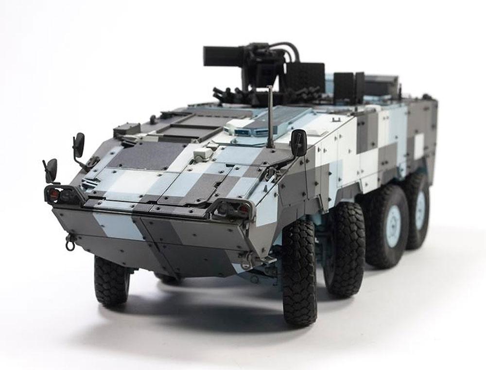 中華民国陸軍 CM-33 雲豹 装輪装甲車 先行量産型プラモデル(AFV CLUB1/35 AFV シリーズNo.AF35S88)商品画像_3