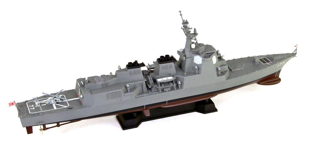 海上自衛隊 イージス護衛艦 DDG-177 あたご 新装備パーツ付きプラモデル(ピットロード1/700 スカイウェーブ J シリーズNo.J055SP)商品画像_4