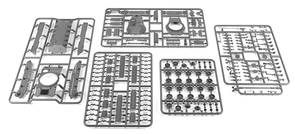 M41A1/A2 ウォーカー ブルドッグ 軽戦車プラモデル(ARMORY1/72 AFVNo.72412)商品画像_1